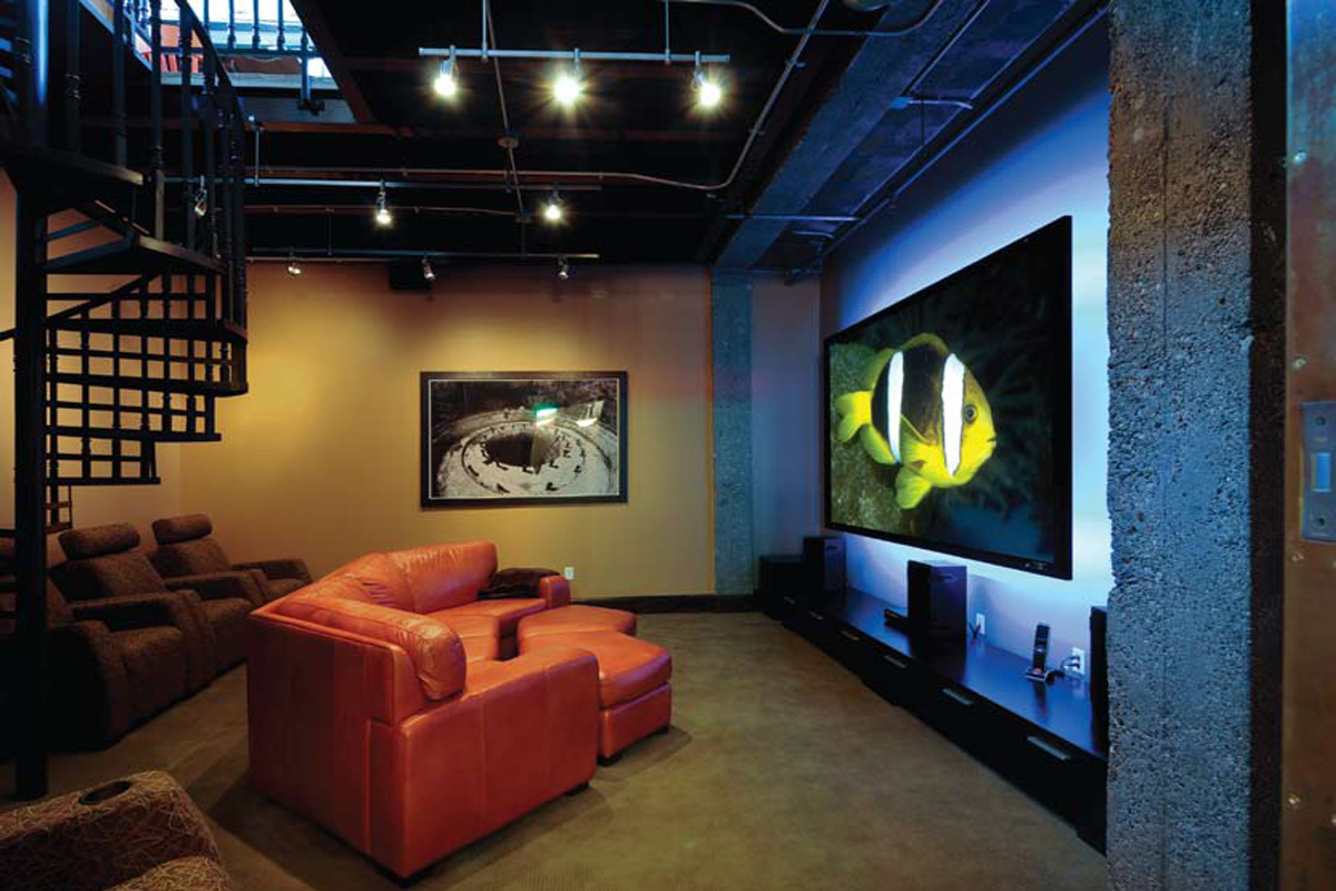 Home Theater Systems Design & Application